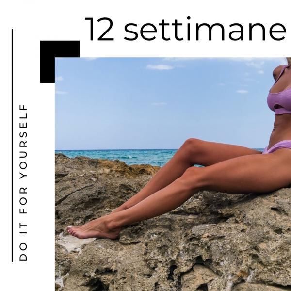 Allenamento Supreme Pro di Valentina Carollo, evolutionvshape